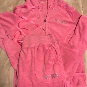 BCBG sweatsuit